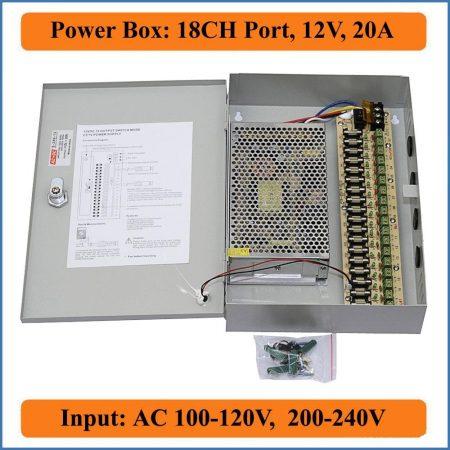 12v 20 power