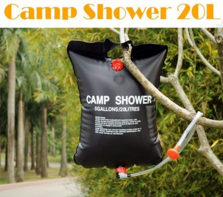 CAMP SHOWER 2
