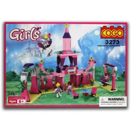 COGO Girl Series 3