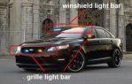 Car Strobe Lights kit 1