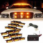 Car Strobe Lights kit 6