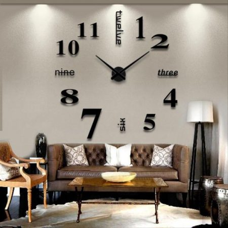 DIY WALL CLOCK 1