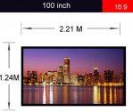 Fabric Projector Screen 3