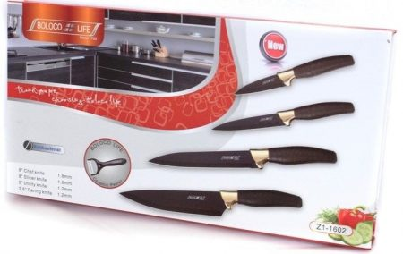 KITCHEN KNIFE SET 1