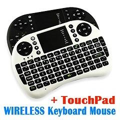 Mini Wireless Keyboard Mouse 1