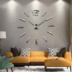 Mirrored Clock 1