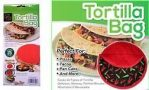 TORTILLA MICROWAVE BAG 2