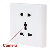 WALLPLUG CAMERA