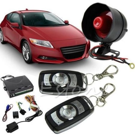 1-Way Vehicle Car Alarm