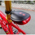Bike Tail Safety Warning Light 3