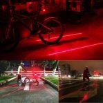 Bike Tail Safety Warning Light 4