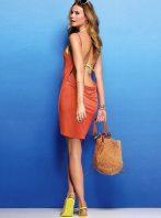Beach wrap dress 2