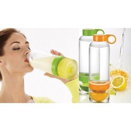 Citrus Zinger Water Bottle 1