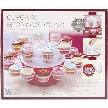 Cupcake Merry-Go-Round 3