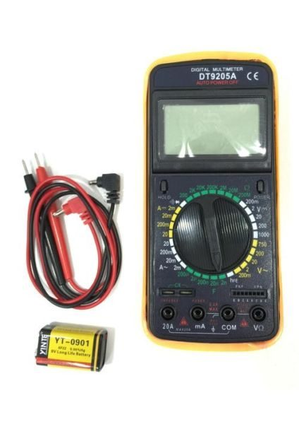Digital Multimeter 1