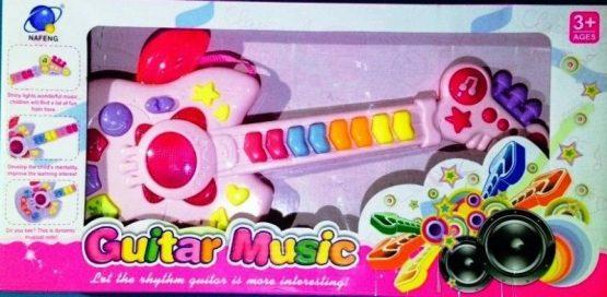 GIRLS MUSIC GUITAR