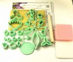 GUM PASTE FLOWER KIT 3