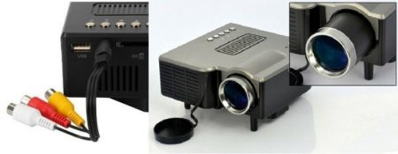HDMI LED projector 6