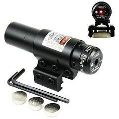 Red Laser Beam 1
