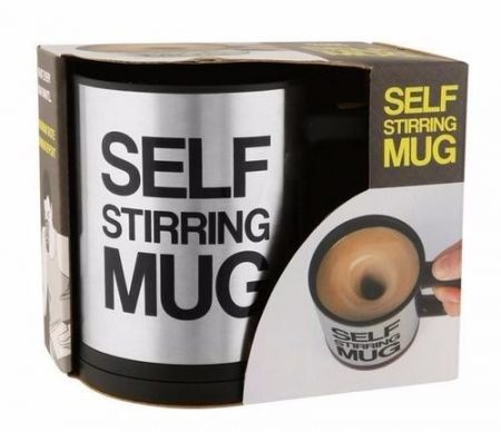 SELF STIRRING MUG 1