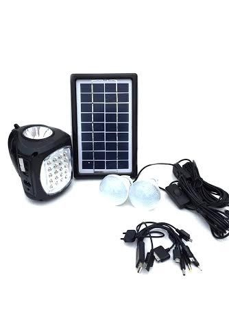 SOLAR LIGHTING KIT 1