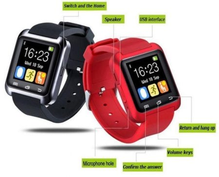 Smart Wrist Watch 3
