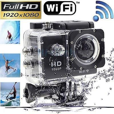 WIFI Sports Action Camera 1