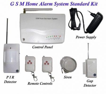 electronic alarm system 3