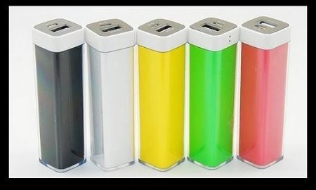2600MAH POWER BANK 5