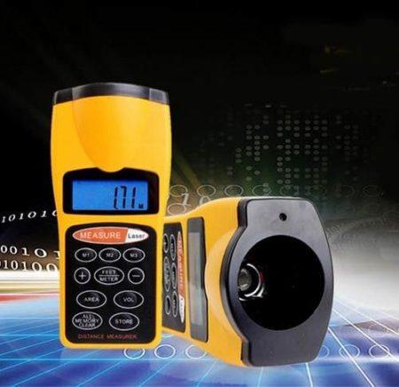 Infrared Meter Laser 3