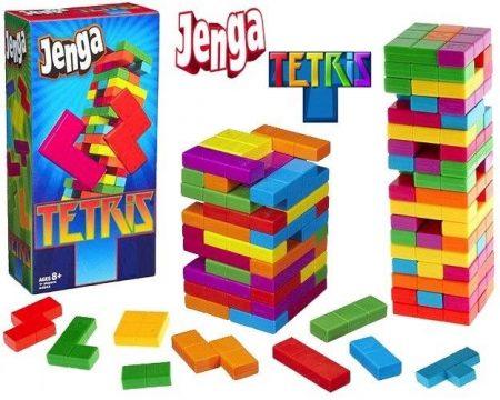 Jenga Tetris 4