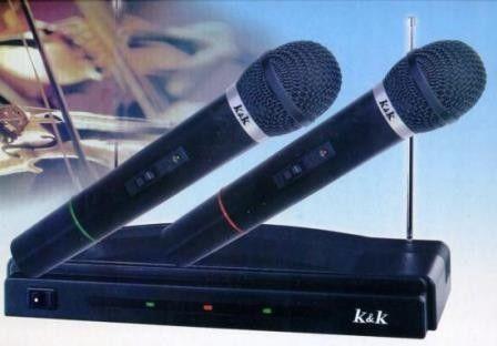 Microphone set 1