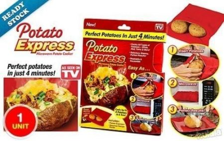 Microwave Potato Cooker 1