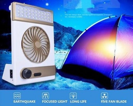 rechargeable fan 1