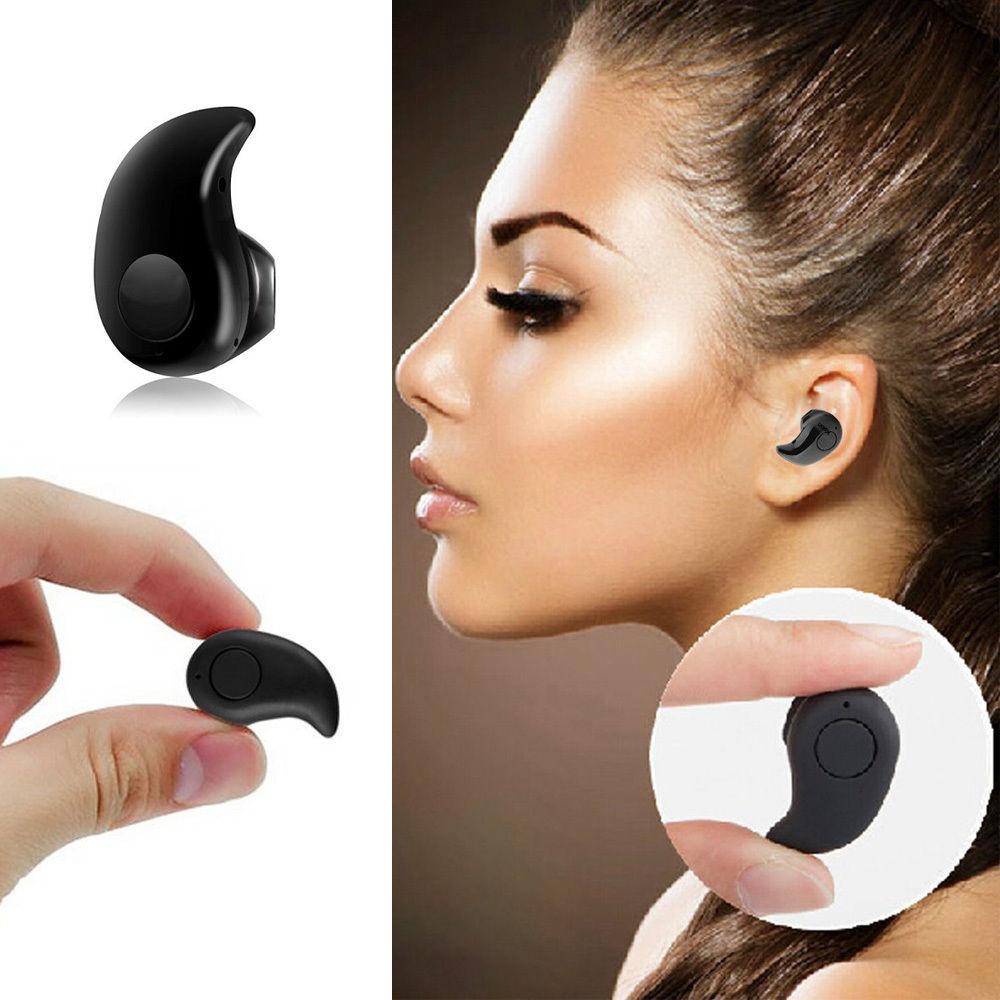 9c762c22225 Mini Wireless Bluetooth 4.0 Stereo In-Ear Headset Earphone Earbud ...