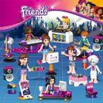 FRIENDS FIGURE BLOCKS9