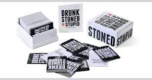 Drunk, Stoned Or Stupid - Party Game2