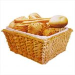 Electric Bread Warmer Basket