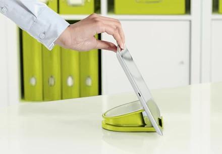 Rotating Desk Stand For iPadTablet