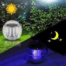 Solar Light Floating Ball4