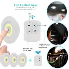 3W LED Remote Control Light5