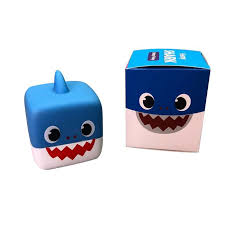 Mini Baby Shark Singing Cube3
