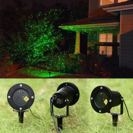 OUTDOOR WATERPROOF LASER1