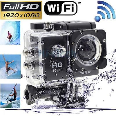 1080P Sports action Camera WIFI