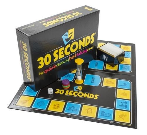 30 SECONDS - 30 SECONDS JUNIOR ALSO AVAILABLE