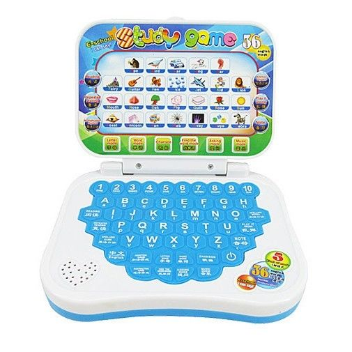 BABY LAPTOP - LEARNING MACHINE