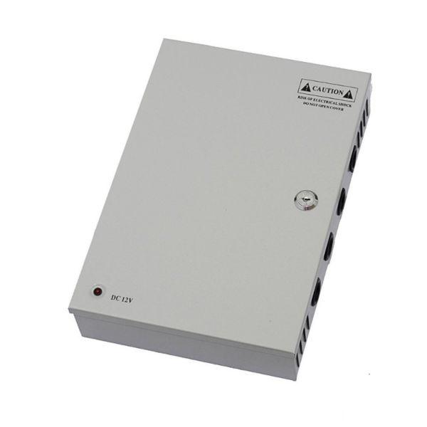 18 Port 12V 20A CCTV Camera Power Box