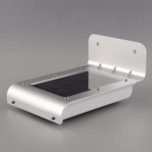 16 LED Solar Power Garden Security Lamp Outdoor Waterproof