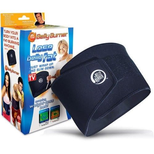 Amazing weight-loss belt!!! Just wrap up and slim down!!! NEW!!! - Lose belly fat - brand new