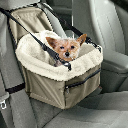 CAR PET BOOSTER SEAT